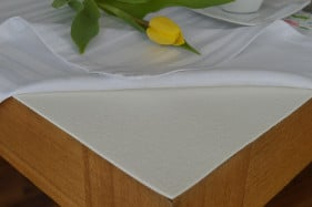 Tischdeckenunterlagen