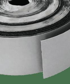 selbstklebende Gummigranulatmatte